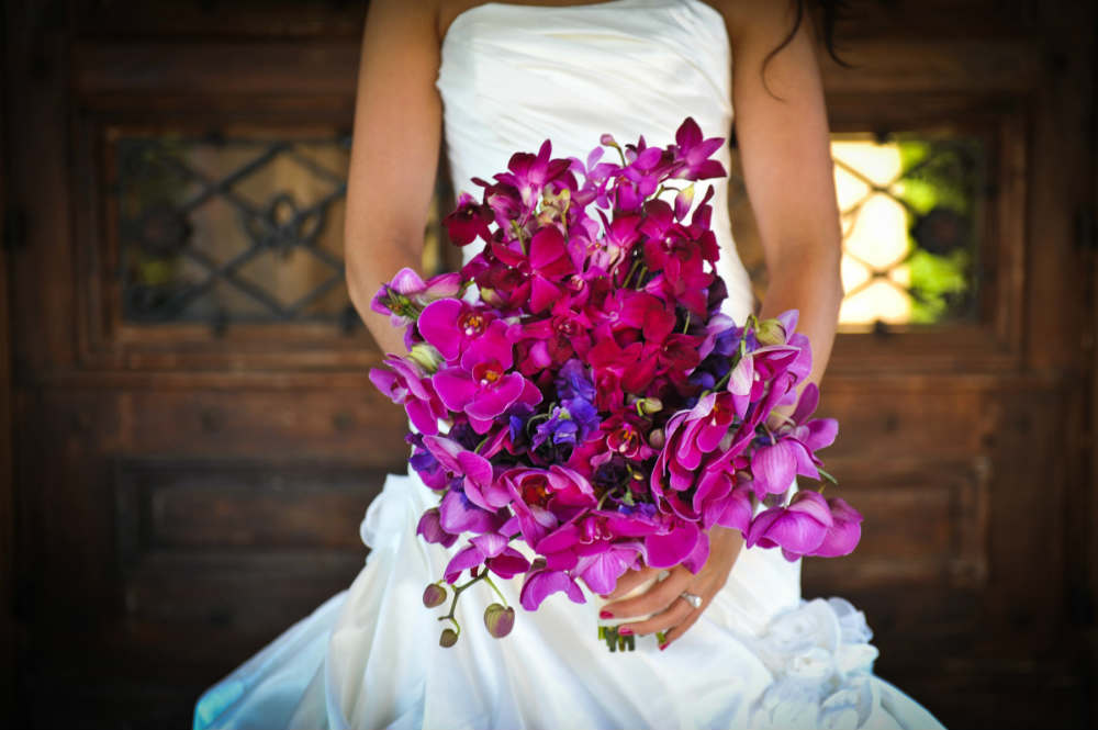 Невест, букет невесты флоксов фото