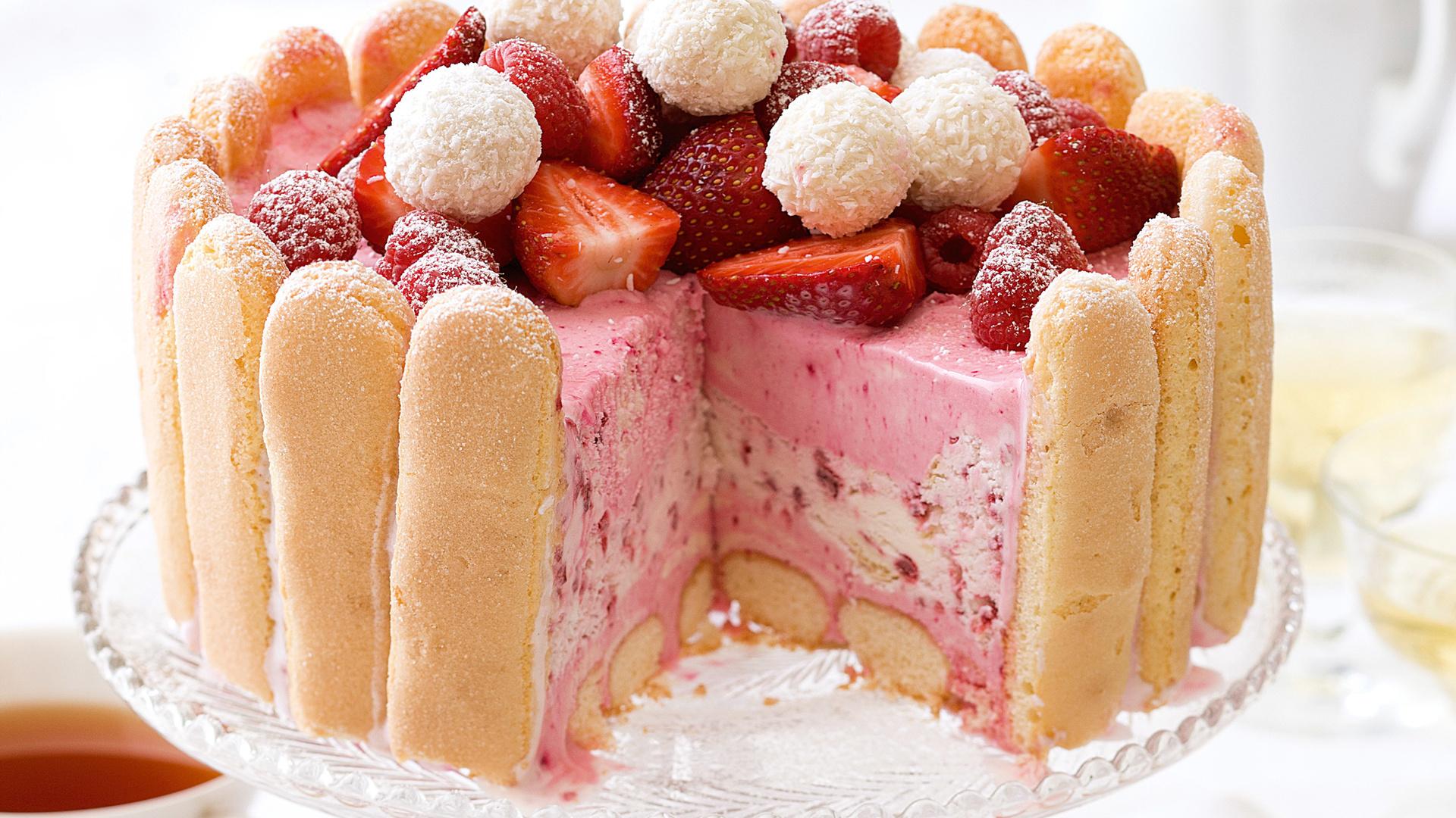 Торт мороженное на свадьбу, замена стандартному угощению