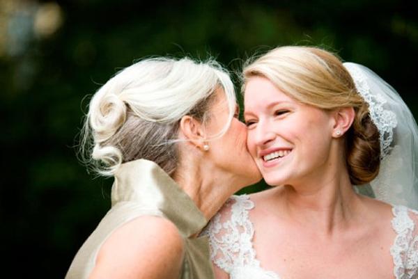 4 вещи, которые можно доверить матери при планировании свадьбы