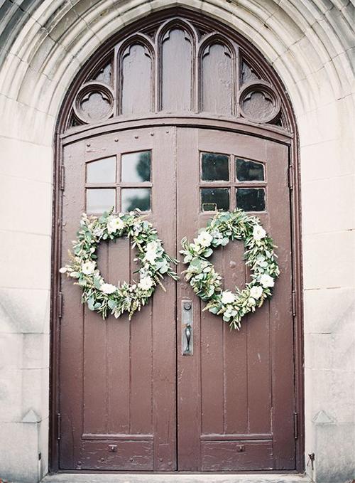 Idei-dlya-zimnej-svadby-venki1 Идеи для зимней свадьбы: венки