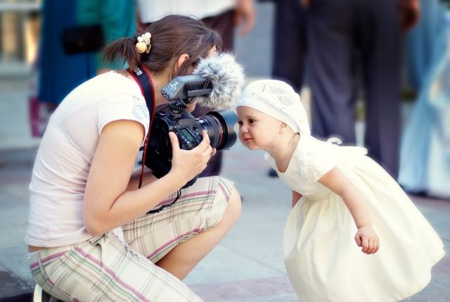Как сфотографировать детей на свадьбе