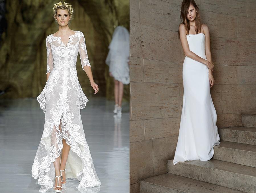 Как выбрать свадебное платье по типу фигуры Часть 2