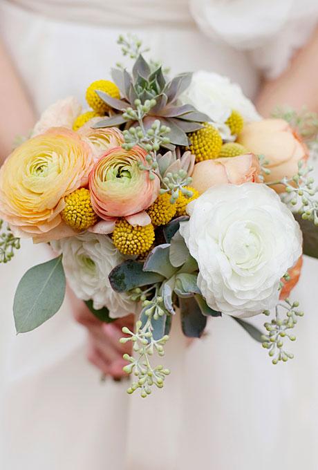 Svadebnye-bukety-v-persikovom-tsvete7 Свадебные букеты в персиковом цвете