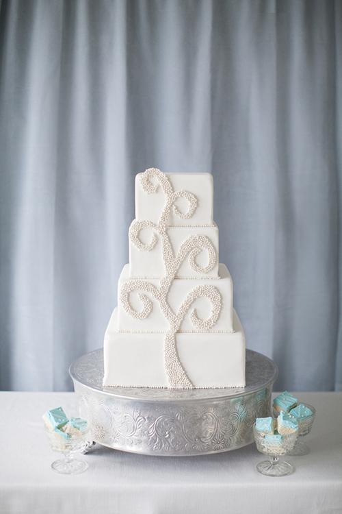 Svadebnye-torty-s-biserom4 Свадебные торты с бисером