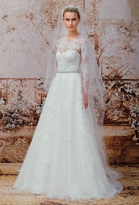 Trendy-2015-goda-dlinnye-rukava10 Тренды свадебных платьев 2015 года: длинные рукава