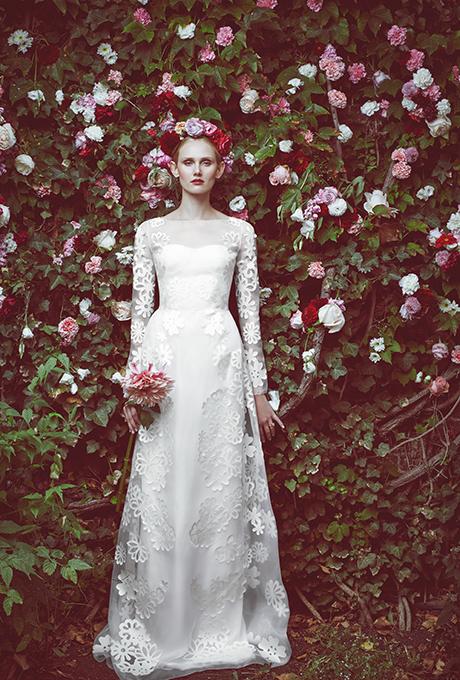Trendy-2015-goda-dlinnye-rukava4 Тренды свадебных платьев 2015 года: длинные рукава
