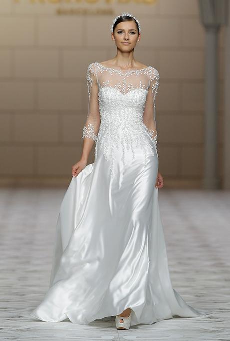 Trendy-2015-goda-dlinnye-rukava5 Тренды свадебных платьев 2015 года: длинные рукава