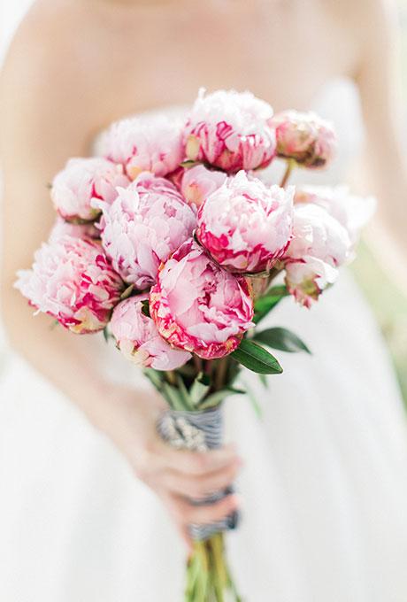 Velikolepnye-rozovye-svadebnye-bukety-5 Великолепные розовые свадебные букеты