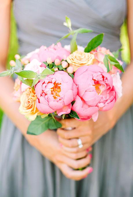 Velikolepnye-rozovye-svadebnye-bukety-9 Великолепные розовые свадебные букеты