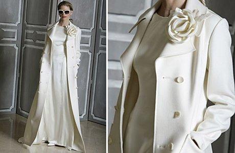 svadebnoe-palto-dlinnoe Выбираем свадебное пальто