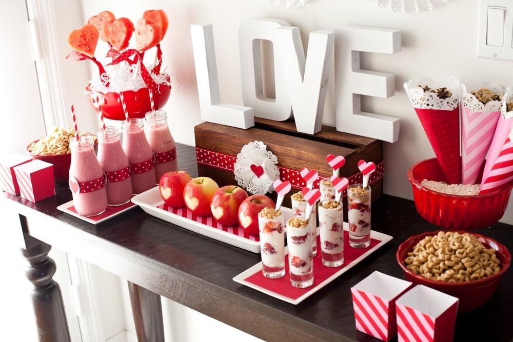 Романтичная и нежная свадьба в День Святого Валентина