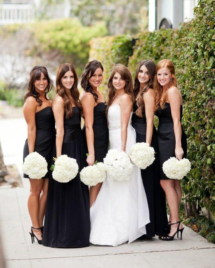 13182.736x917.1404303288 Свадьба в черно-белом цвете: просто и со вкусом