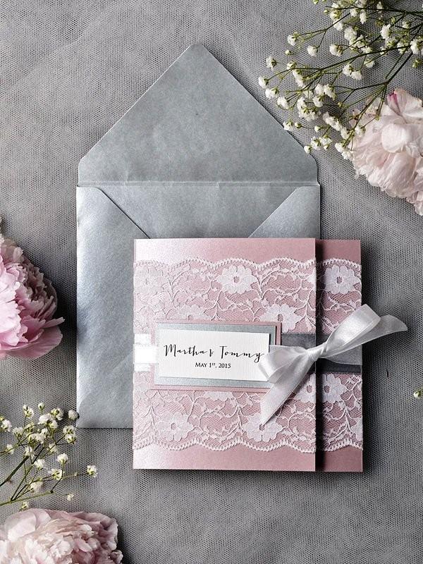 1710 Нежная и стильная свадьба в сером и розовом цветах