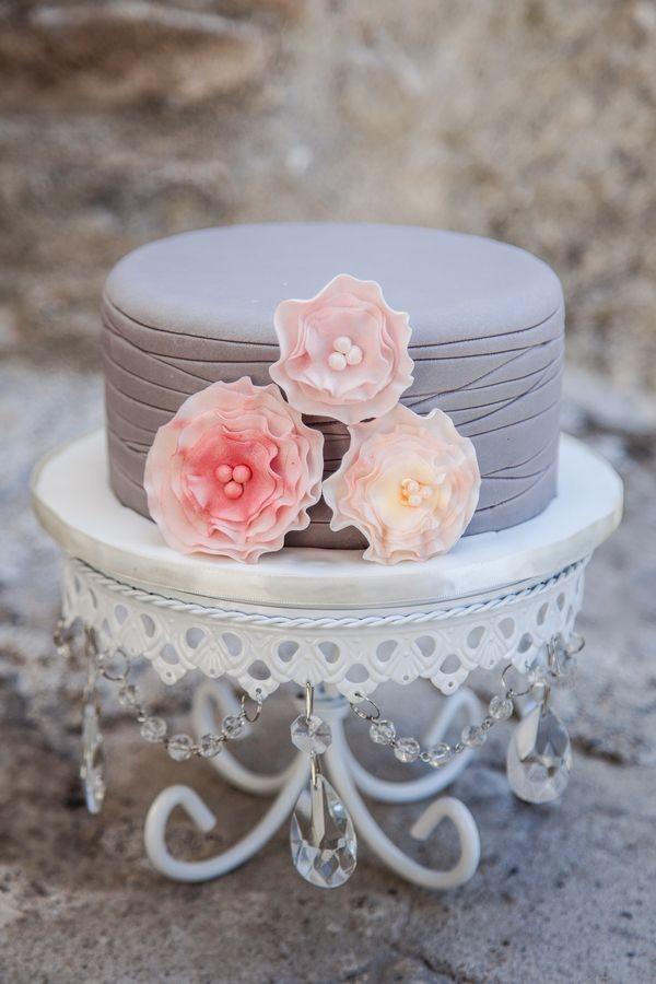 206 Нежная и стильная свадьба в сером и розовом цветах