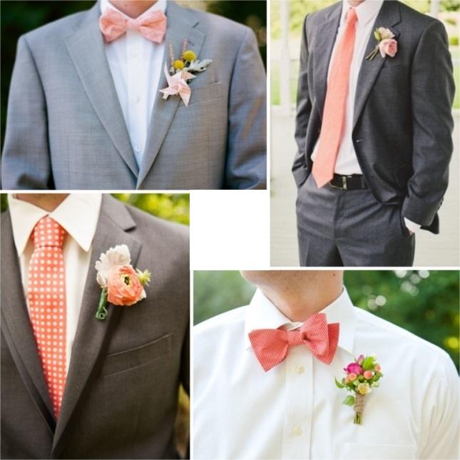 211 Эффектная и интригующая свадьба в коралловом цвете