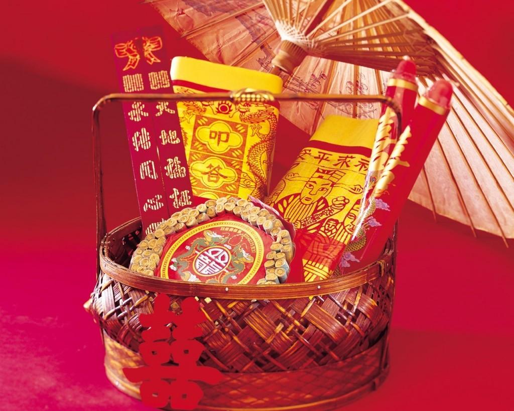Свадьба в лучших традициях Китая
