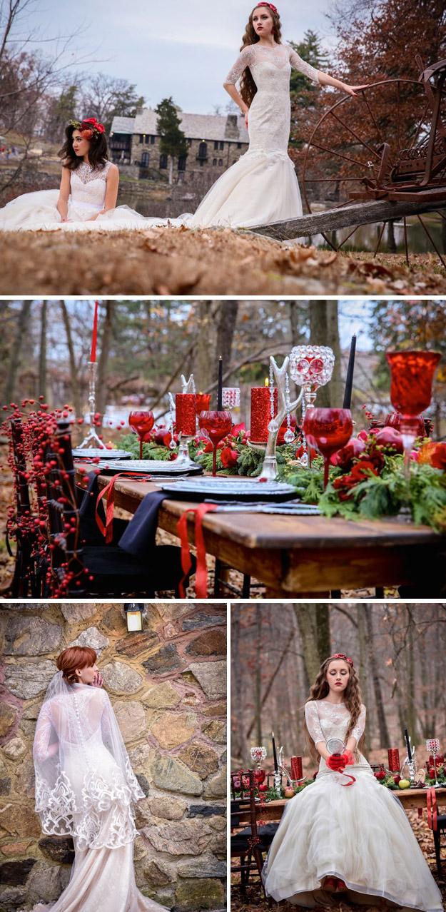 Belosnezhka4 Тематические свадебные фотосессии: Белоснежка