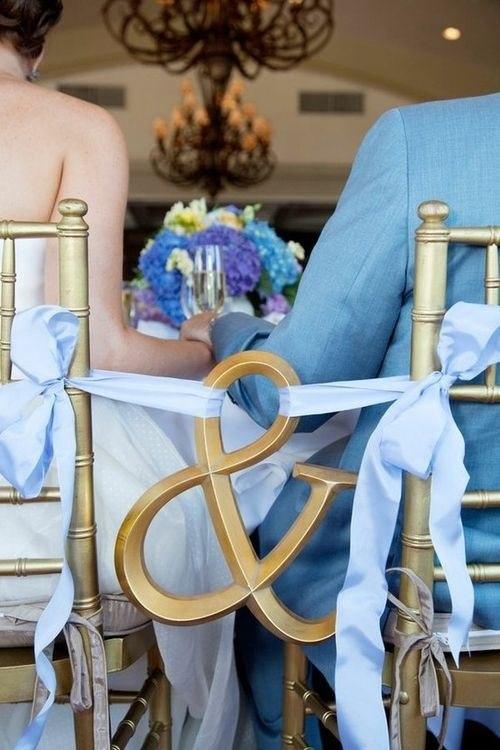 """dekor-zala-Ampersand Свадьба в стиле """"Амперсанд"""": используем один символ ключевым декоративным моментом на своем празднике"""