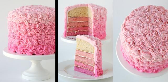 gradientovyj-tort Градиентовые торты – модный тренд для свадьбы летом
