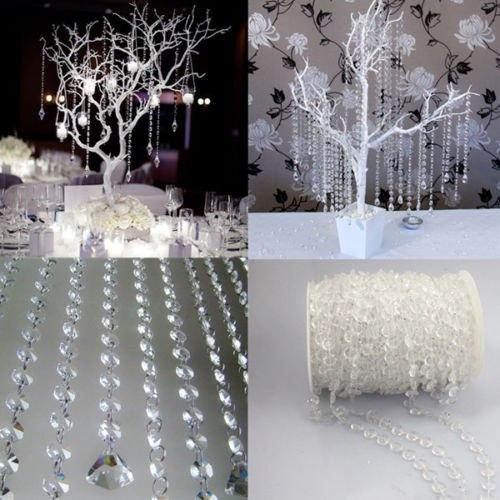kristalnye-podveski-dlya-dekora-svadby-3 Жемчужные и кристальные подвески для декора свадьбы