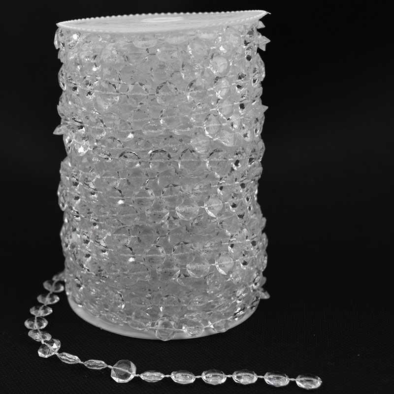 kristalnye-podveski-dlya-dekora-svadby-4 Жемчужные и кристальные подвески для декора свадьбы