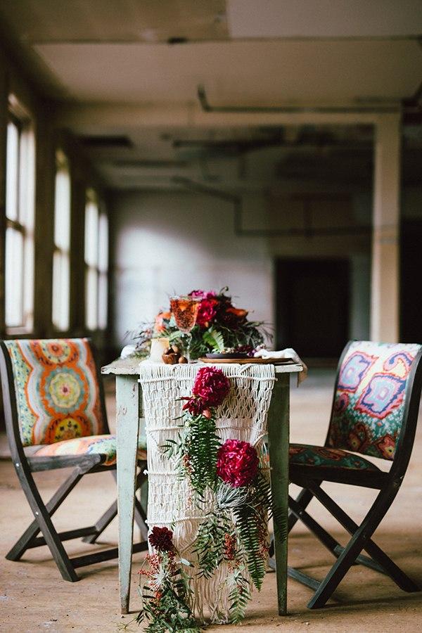 makrame-v-svadebnom-dekore-2 Макраме в свадебном декоре-необычный и романтичный свадебный декор.