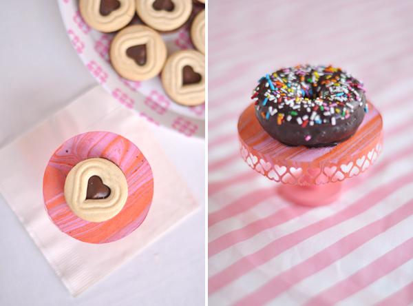 Свадебный мастер-класс: мини подставки для пирожных