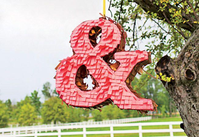 """pinyata-Ampersand Свадьба в стиле """"Амперсанд"""": используем один символ ключевым декоративным моментом на своем празднике"""