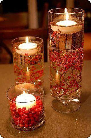 plavayushhie-svechi-na-svadbu-2 Плавающие свечи в декоре свадебного торжества