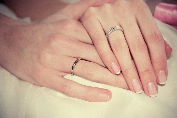Свадебный маникюр для жениха