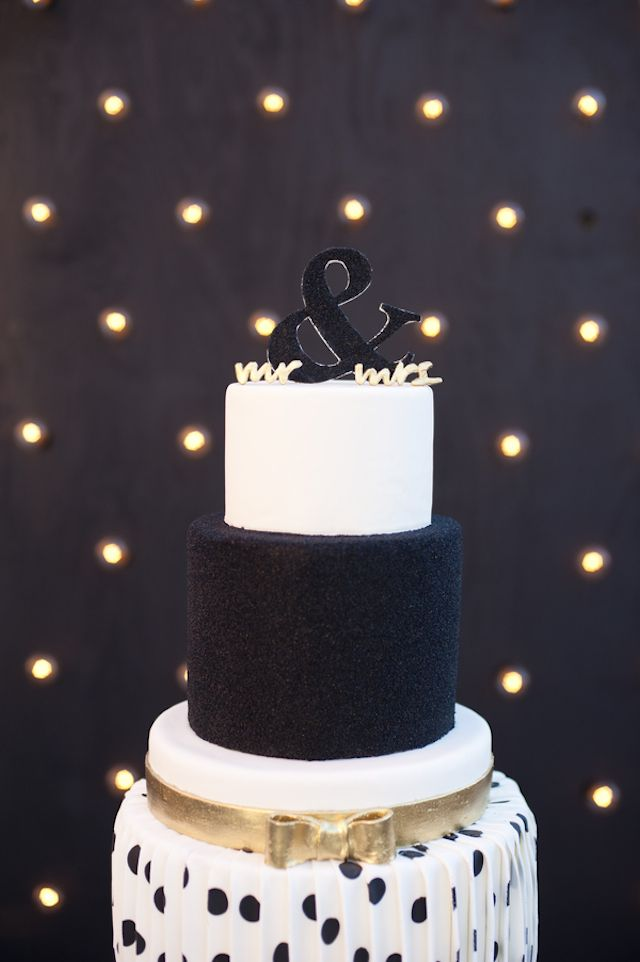 """svadebnyj-tort-Ampersand Свадьба в стиле """"Амперсанд"""": используем один символ ключевым декоративным моментом на своем празднике"""