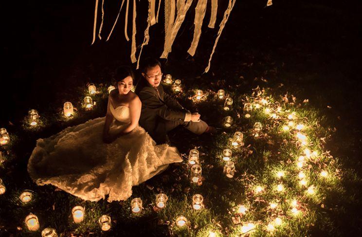 svetovoj-dekor-dlya-svadby-3 Световой декор в оформлении свадебного торжества