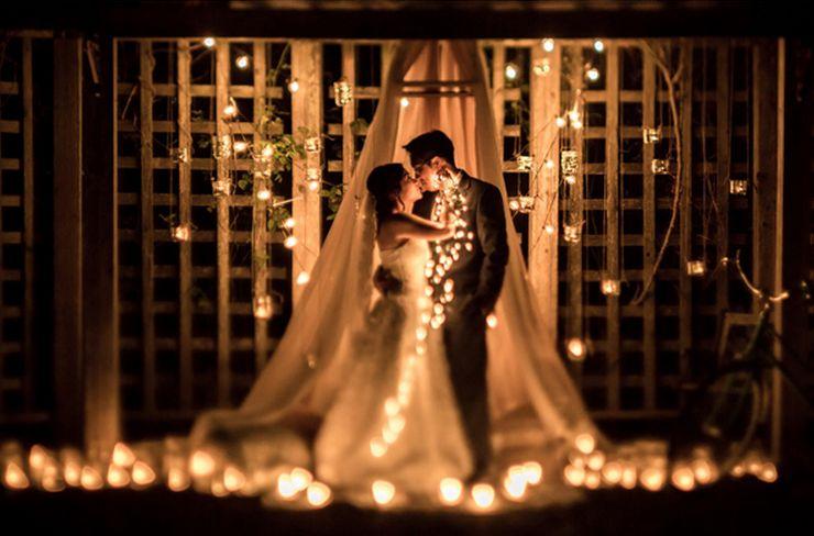 svetovoj-dekor-dlya-svadby-5 Световой декор в оформлении свадебного торжества