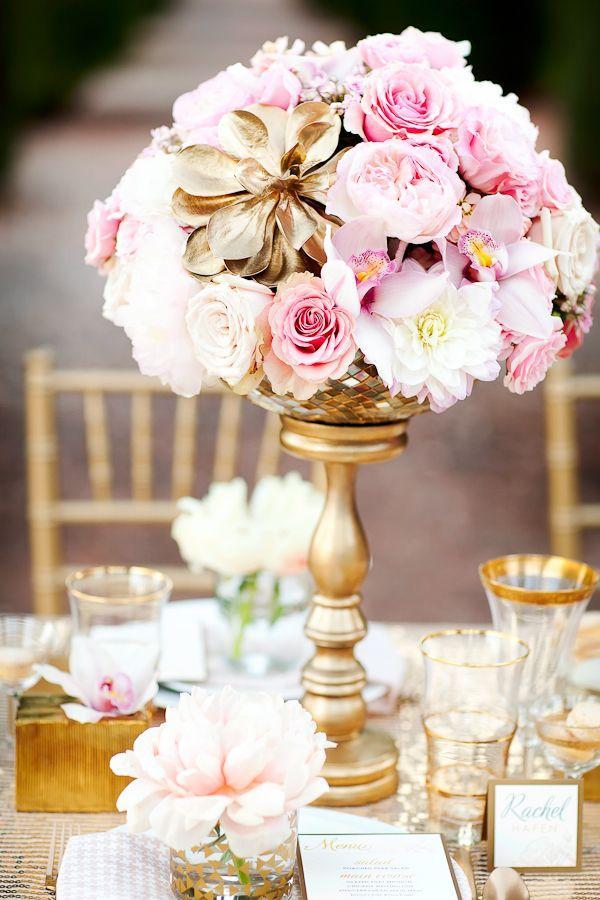 zolotye-elementy-v-svadebnom-dekore-1 Золотые элементы в декоре свадьбы
