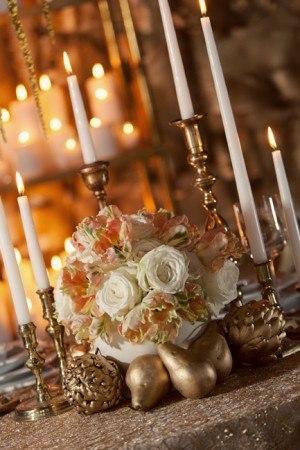 zolotye-elementy-v-svadebnom-dekore-2 Золотые элементы в декоре свадьбы