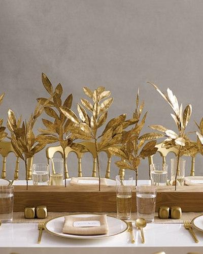 zolotye-elementy-v-svadebnom-dekore-5 Золотые элементы в декоре свадьбы