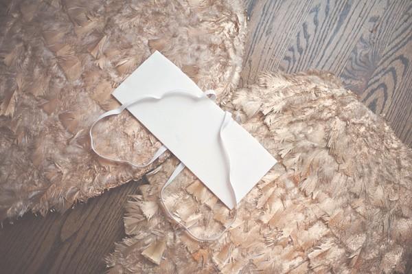 12 Мастер-класс: ангельские крылья для невесты