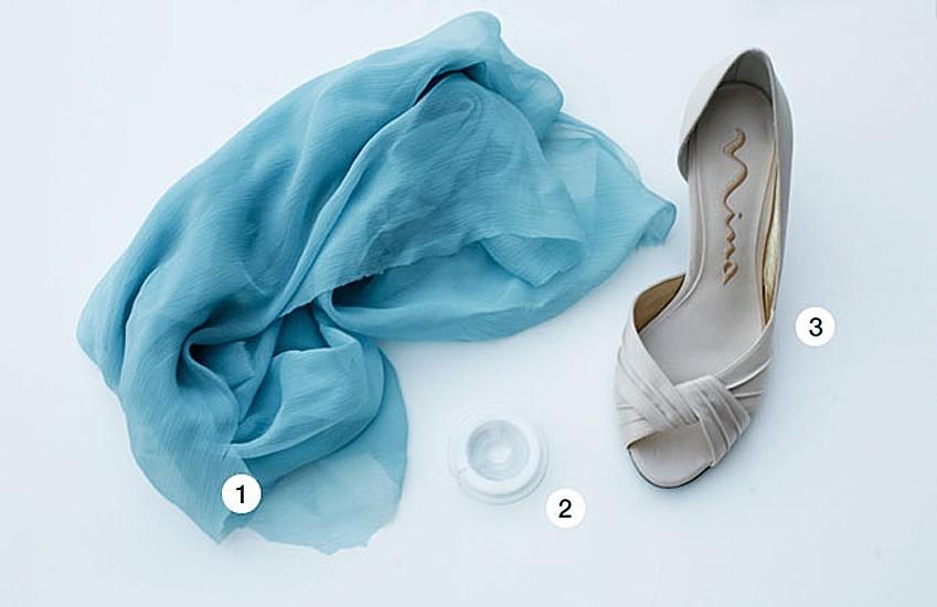 22 Мастер-класс: элегантное украшение для свадебных туфелек