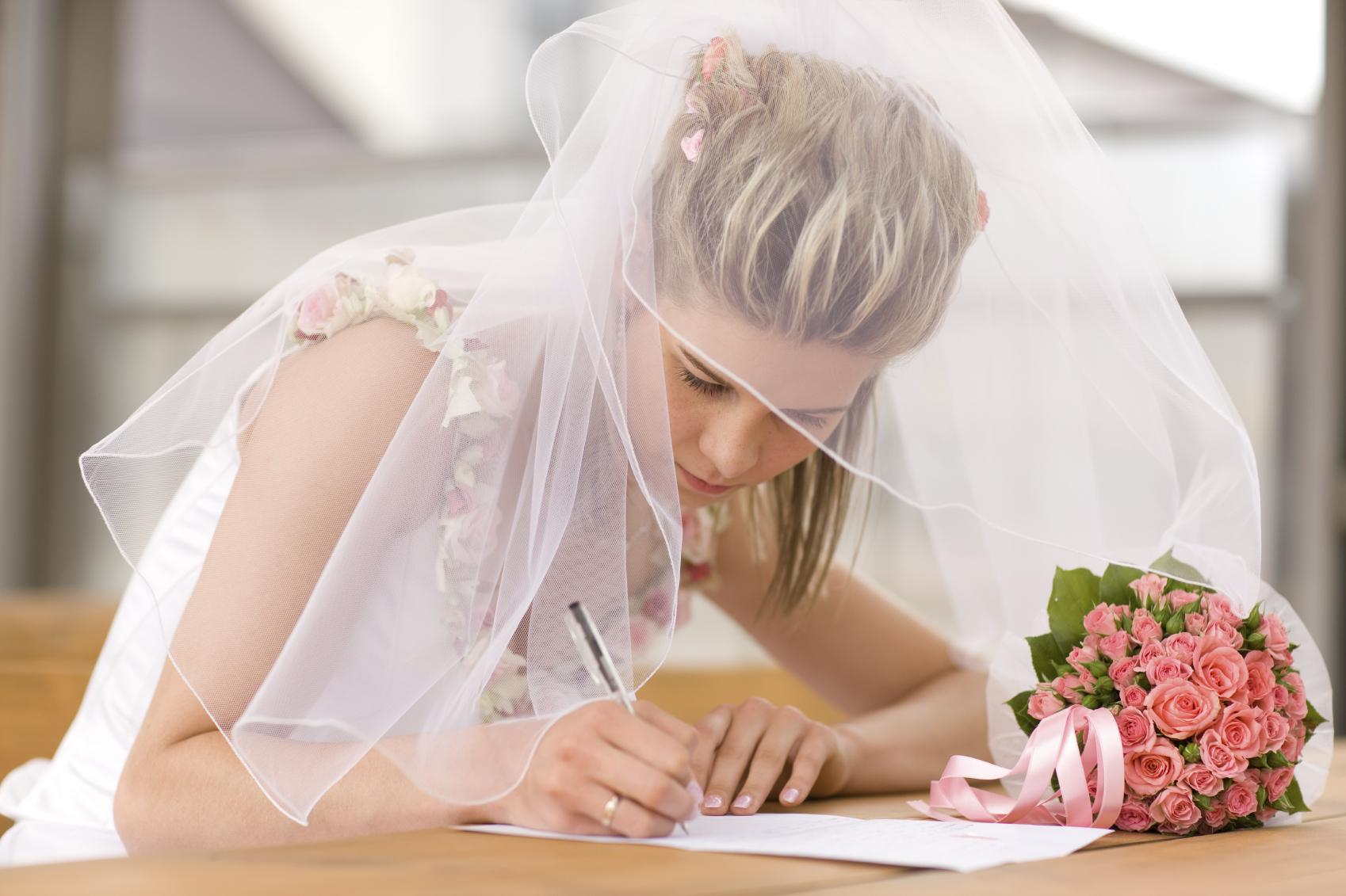 Bridal-Registry-Photo Как получиться красиво на фото в ЗАГСе