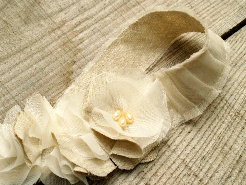 Gotovo Мастер-класс: миленький ободок в винтажном стиле