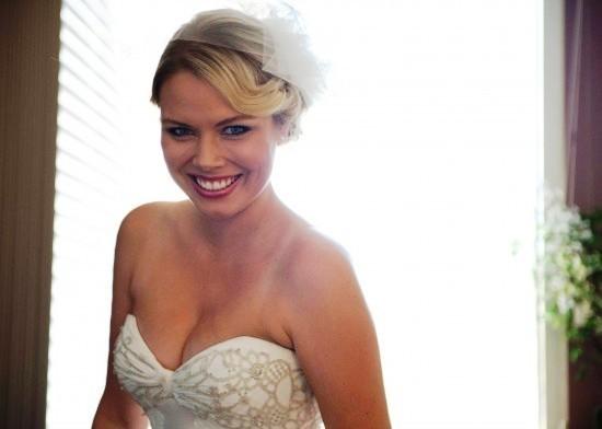 Nevesta-v-vualetke Мастер-класс: нежная вуалетка для невесты