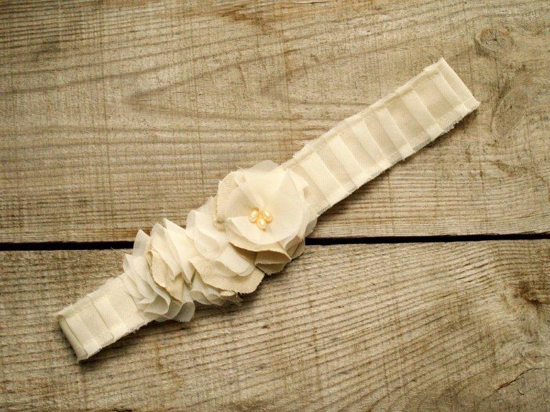 Obodok-v-vintazhnom-stile Мастер-класс: миленький ободок в винтажном стиле