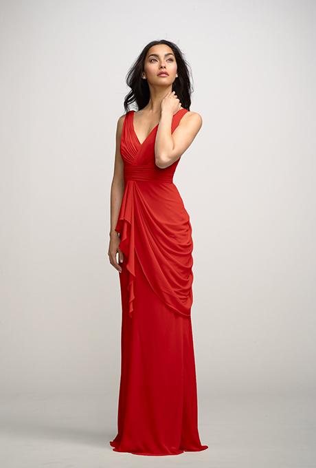 Romanticheskie-krasnye-svadebnye-platya9 Романтические красные свадебные платья