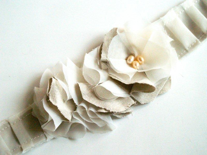 Ukraste-obodok-businami Мастер-класс: миленький ободок в винтажном стиле