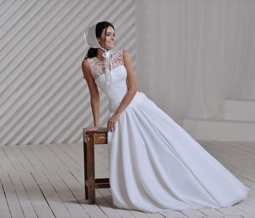chepchik-na-svadbu-novyj-trend Свадебный чепчик замена фаты для смелых невест