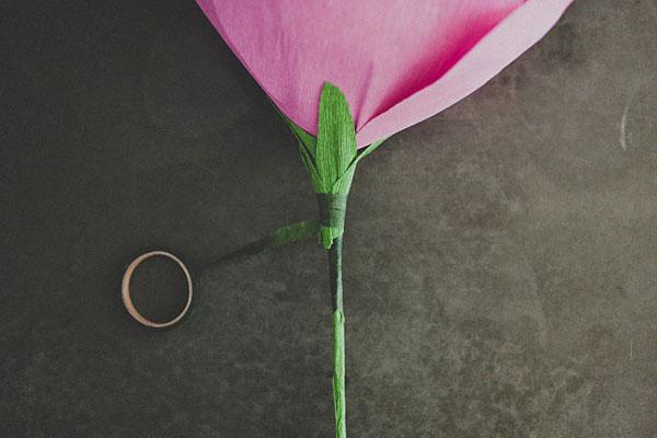 ogromnye-tsvety9 Свадебный мастер-класс: гигантские розы