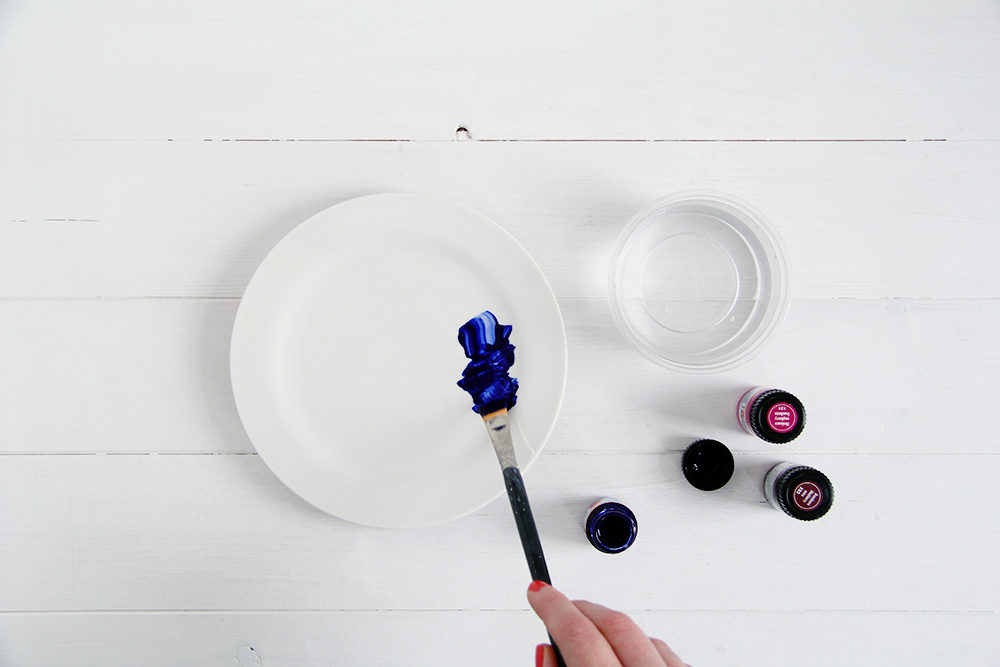 raspisnye-tarelki3 Свадебный мастер-класс: расписные тарелки
