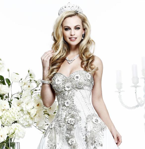 """Свадебный наряд в стиле """"Принцесса"""""""