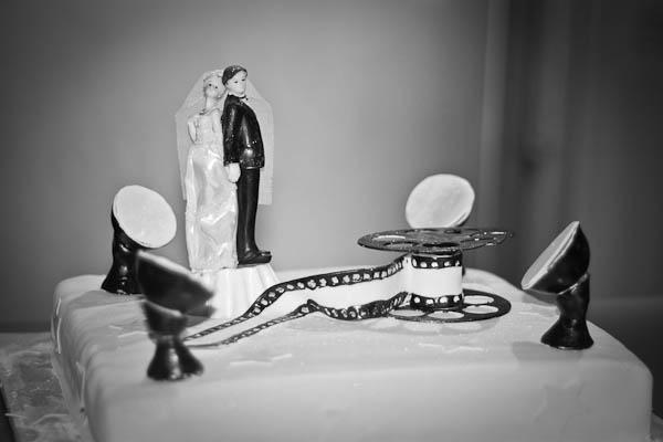"""sa_1423431423glr502 Свадьба в стиле """"Черно-белое кино"""""""