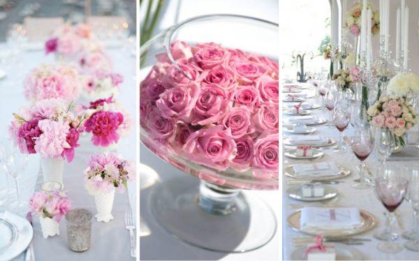 Как использовать цветочные мотивы при оформлении весенней свадьбы